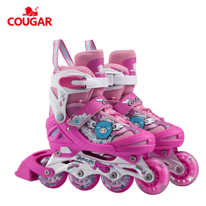 Low price wholesale high quality children roller skates attach to shoes high heel skate shoes