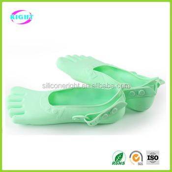 Silikon fünf Gummi Schuhe Product Mit Rutschfeste Sandalen Sandalen On silikon Fünf Buy Gummischuhe Zehengummischuhen Zehe u5lKJFT1c3