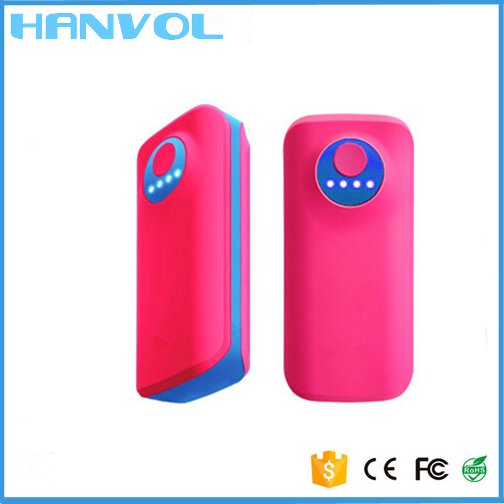 Rechargeable power bank 4400,LED light power bank 4400,power bank 4400