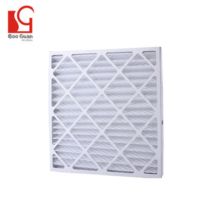 Best-Selling bottom price MERV 8 Pleated AC Furnace Air Filter