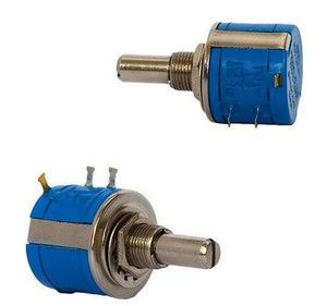 3540S 10-Turn Wirewound Rotary Precision Potentiometer