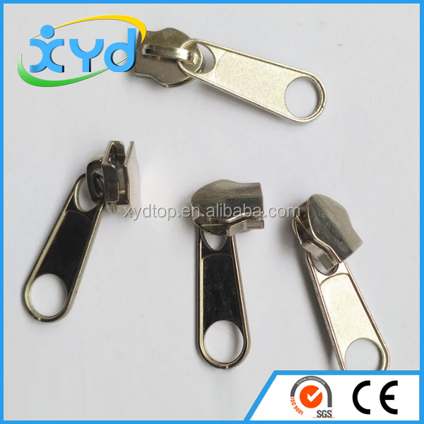 Wholesale bag fastener zipper slider ykk zipper slider