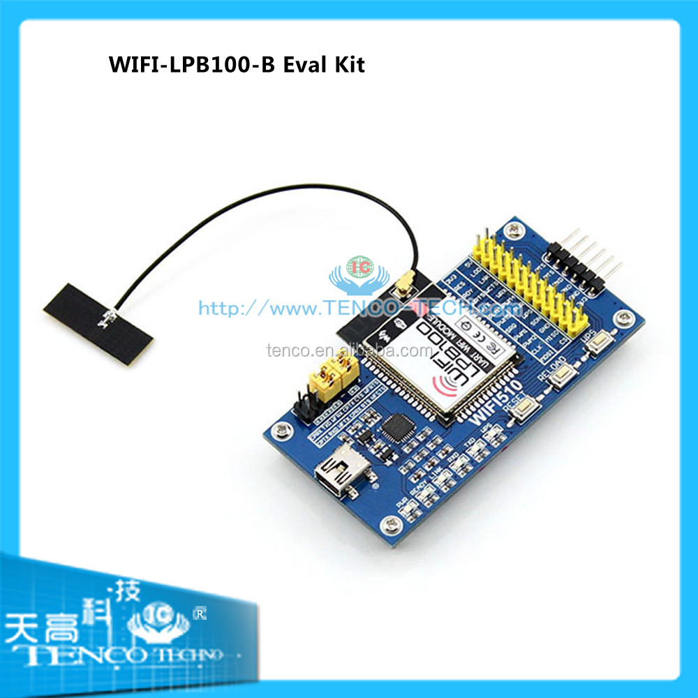 Hot selling new original WIFI-LPB100-B Eval Kit electronic components