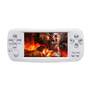 4.3''MP5 player support 32/64/128bit games PAP-KIII