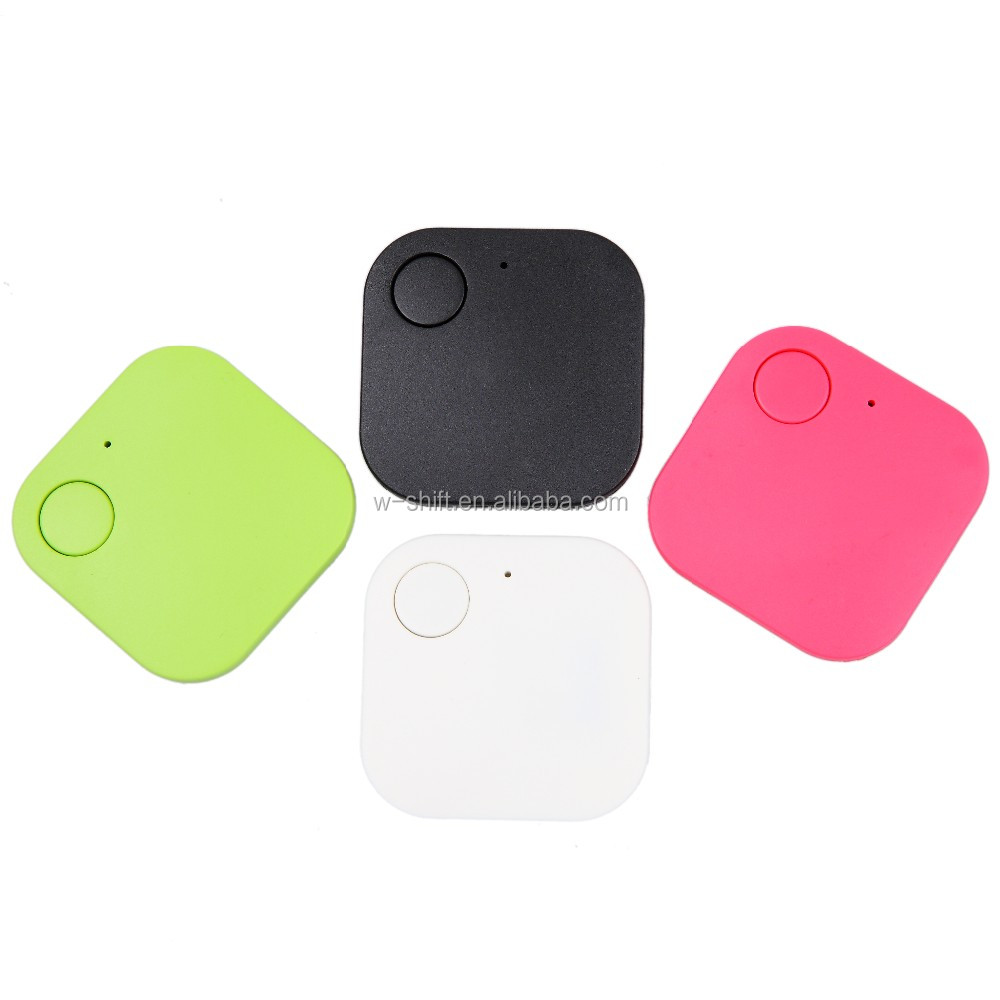 Colorful Mini Bluetooth Smart Finder Tracer Pet Child GPS Locator Tag Alarm Wallet Key Tracker Smart Finder For Android