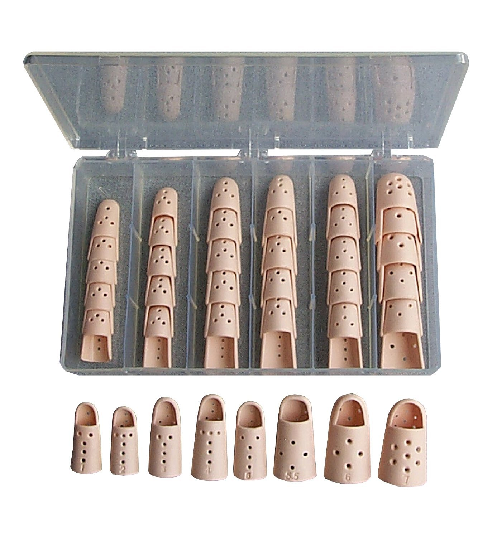 Buy Dmi Aluminum Finger Splint Assortment Kit 45 Pc In