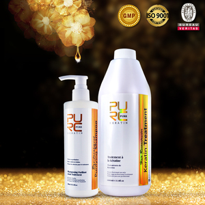 straight&smooth hair Formaldehyde free Cream Type brazilian keratin hair straightener treatment kit with wholesale price