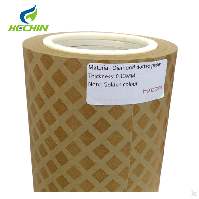 Diamond dot paper DPP oil immersed transformer insulation paper