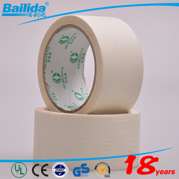 Masking Use and grepe paper Material rubber Self Adhesive Surface Protective Tapes