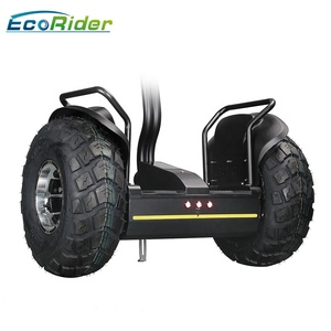 EcoRider Buy discount lithium battery electric scooter , 2 wheel self balancing electric chariot 4000w 2 wheels stand up scooter