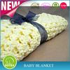 China blanket factory 2017 Alibaba Wholesale Soft Chunky Knit Blanket Handmade Crochet Baby Blanket