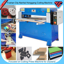 HG-A30T four columns hydraulic die clicker press / cutting press