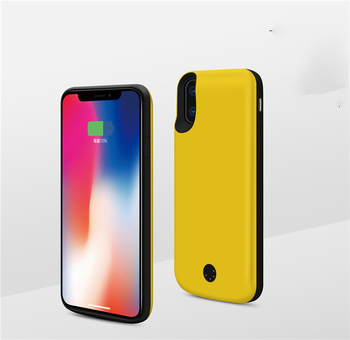 For iphone X Battery Case Charger External Battery Power Bank Charger Case Alibaba Best Sellers