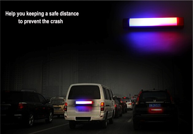 Portable Security Car Strobe Light Warning Led Emergency Rechargeable Lights