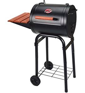 Patio Pro Charcoal Grill- Product Type: Charcoal grill-Installation Location: Free standing-Material: Steel-Portable: Yes- Fuel Type: Charcoal-Grate Material: Cast iron*