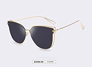 87312136693 Get Quotations · AOFLY cat eye sunglasses with a metal frame