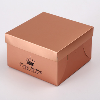 Wholesale Mini Cake Boxes Packaging In India - Buy Mini Cake Boxes ...
