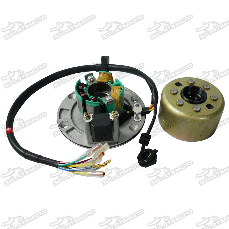 Pit Dirt Bike Zongshen 150cc 155cc 160cc oil-cooled Engine Magneto Stator Rotor Kit