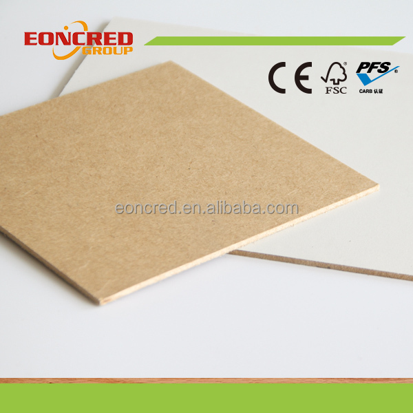 18mm Plain MDF Manufacturing From China /Price MDF Production Line