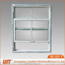 Double sash casement aluminium window factory
