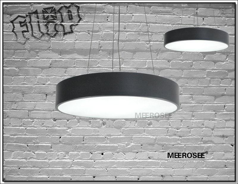 Led Round Panel Light Pendant With Ul Standards Md2545