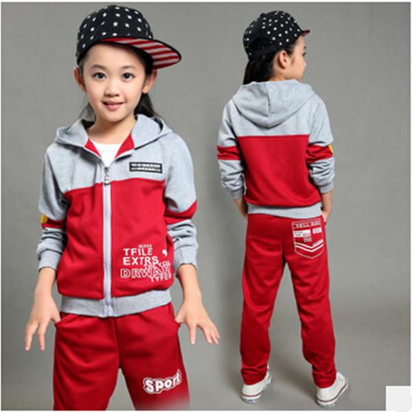 niñas ropa deportiva al por mayor de alta calidad de China