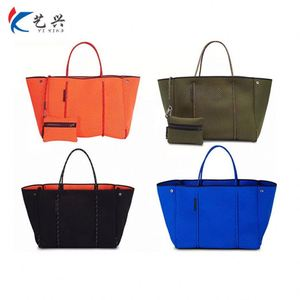Factory Direct Sale Fashion Beach Mat Tote Bag
