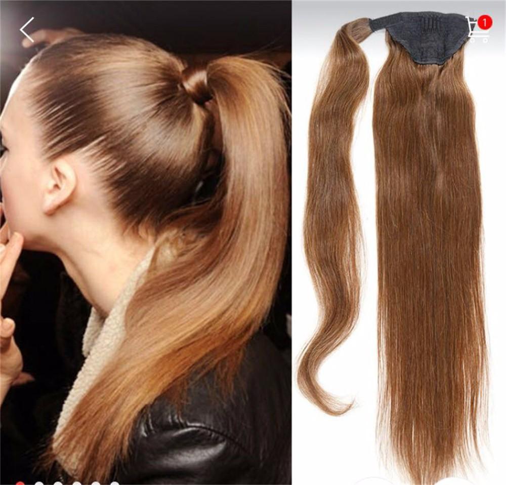 Light yaki straight human hair ponytail clip natural hair ponytail light yaki straight human hair ponytail clip natural hair ponytail hair extensions pmusecretfo Gallery
