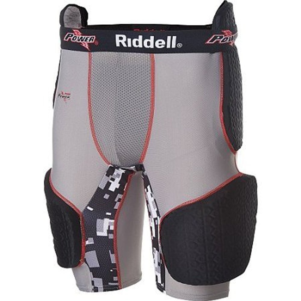 e1d16badb07 Get Quotations · Riddell Youth Power Recon Five-Piece Padded Football Girdle