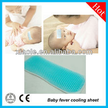 Fever cooling gel patch/sheet for adult &child