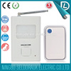 Direct factory supply wireless motion sensor entry door bell alarm chime