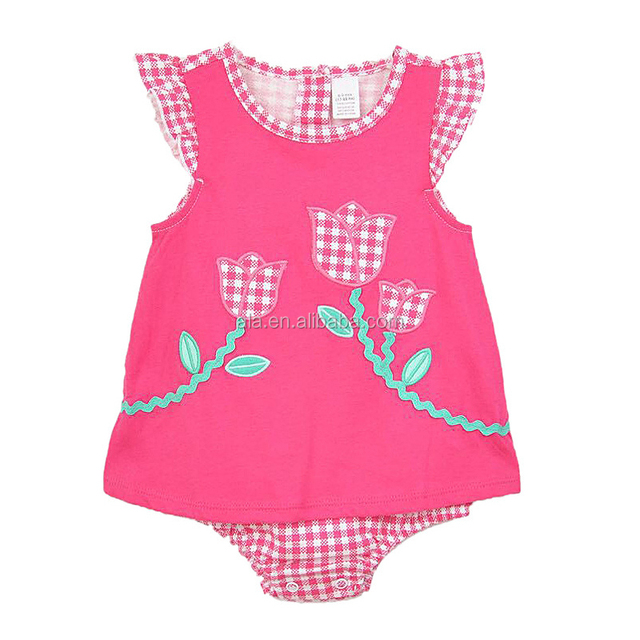 fa379412c baby girl cute summer rompers Yuanwenjun.com