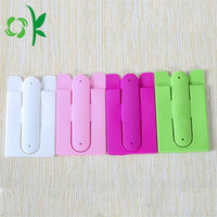 Wholesale Products Good Quality And Practical Sticky Silicone Card Holder