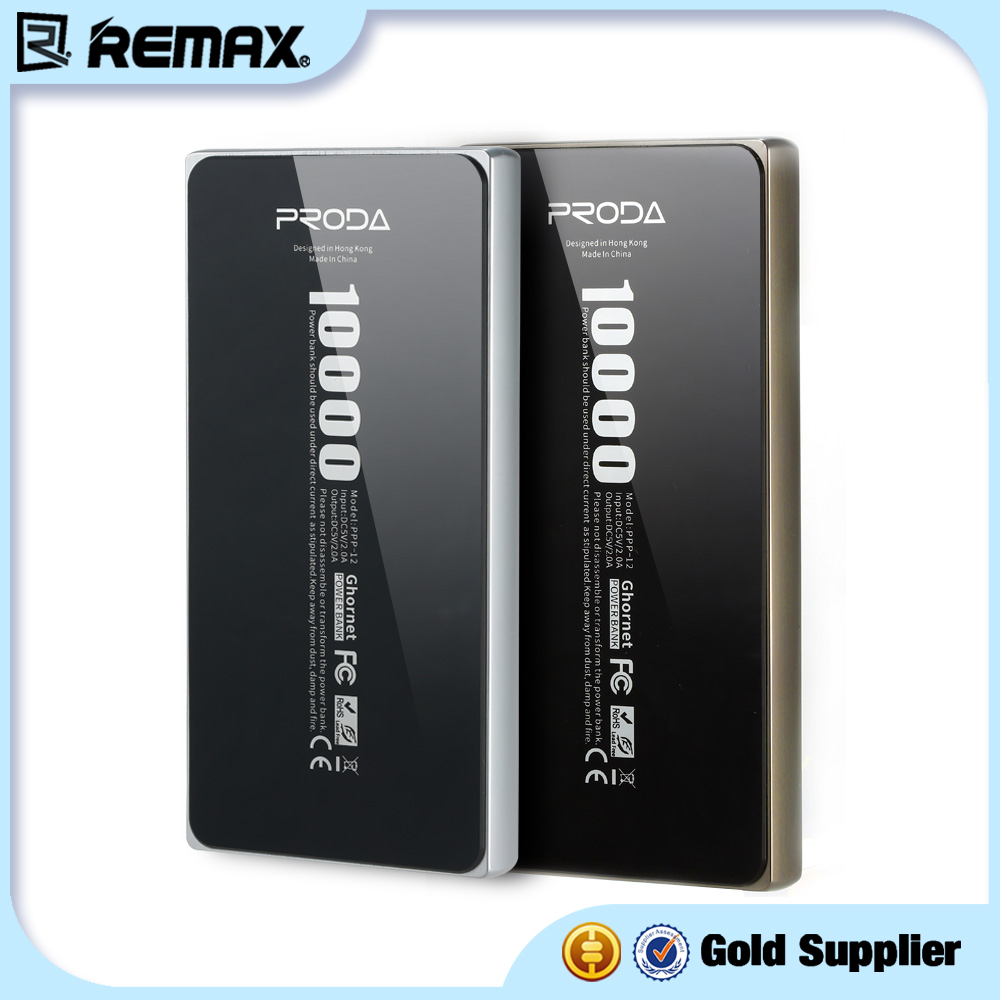 REMAX Good Quality 10000mAh Powerbank for Smart Phone
