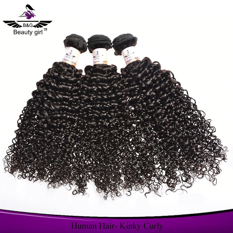 Beautiful girl ombre human braiding hair bulk virgin indian kinky curly hair in south africa