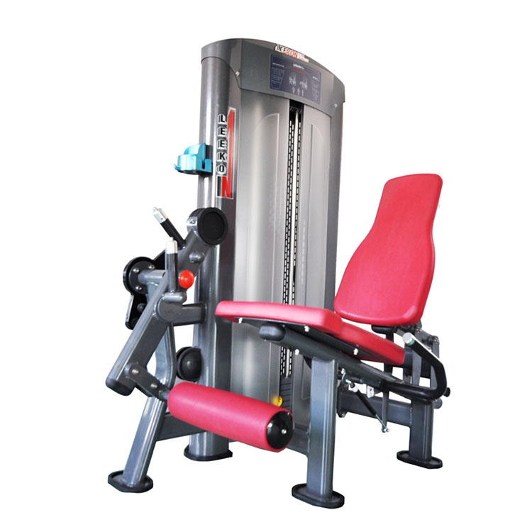 Customized Seated Leg Extension Machine Professional Gym Equipment