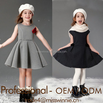 98d1491abacb Guangzhou Wholesale Childrens Clothing Latest Children Dress Designs Kids  Fashion Girl Dress Manufacturer