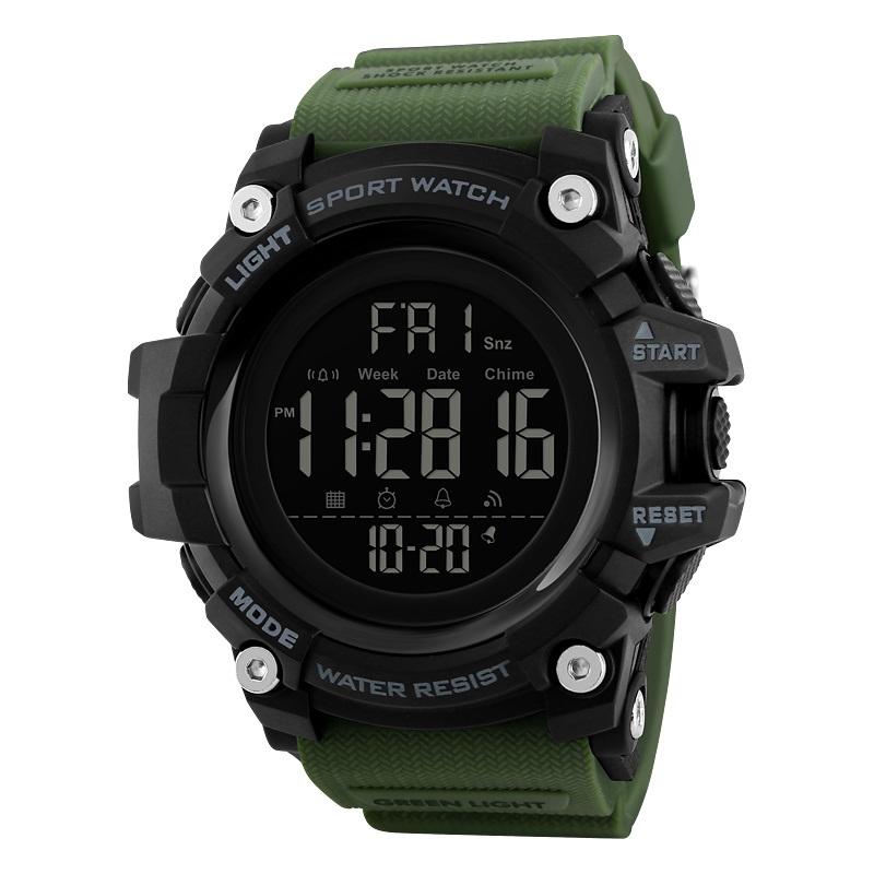 alibaba china watches SKMEI 1384 relojes militares fashion waterproof digital sports wrist watch men, Red;black;blue;army green;khaki;camouflage