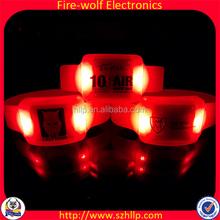 Flashing Remote Control 8 Led Bracelet Superstar Manufacturer Flashing Remote Control 8 Led Bracelet