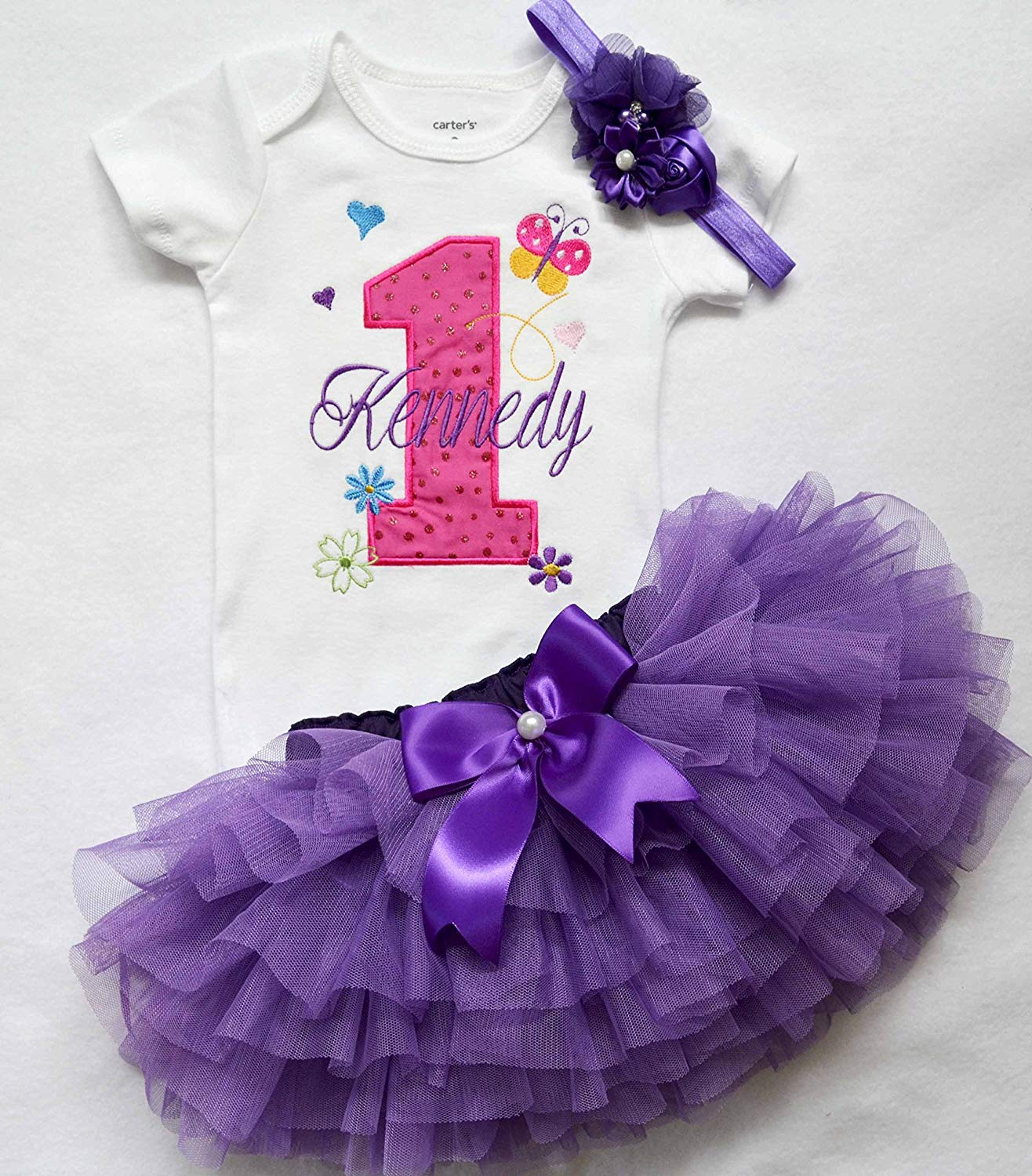 Sensational Cheap Girl First Birthday Outfit Find Girl First Birthday Outfit Personalised Birthday Cards Epsylily Jamesorg