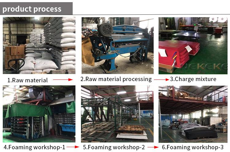 6mm Gray Rhombus Boat EVA Foam Flooring Teak Deck Pad Sheet