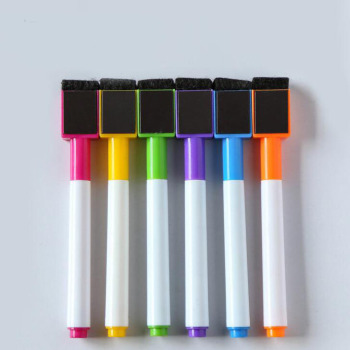 fine tip memo whiteboard marker for school stationery set