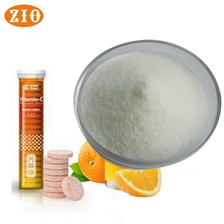 Hot sell natural vitamin c ascorbic acid powder <strong>food</strong> and feed grade