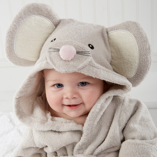 mouse costume baby clothes baby boy clothes bathrobe kids