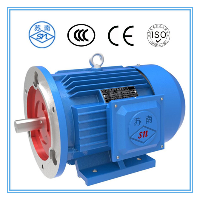 Factory price foot mounted with flange motor for industrial usage with best price