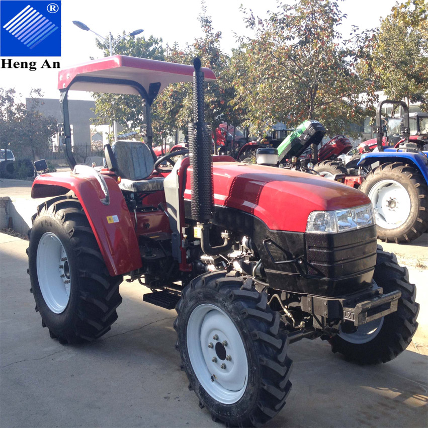 Low price 50hp Farm Tractor for Chicken farm