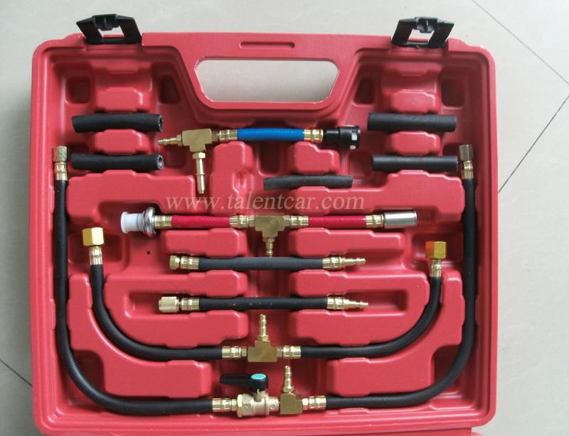 Tu-443 Fuel Injection Pressure Test Kit Fuel Pressure Tester Kit Master  Tu443 - Buy Fuel Injection Pressure Test Kit Tu443,Tu-443 Fuel Pressure  Tester