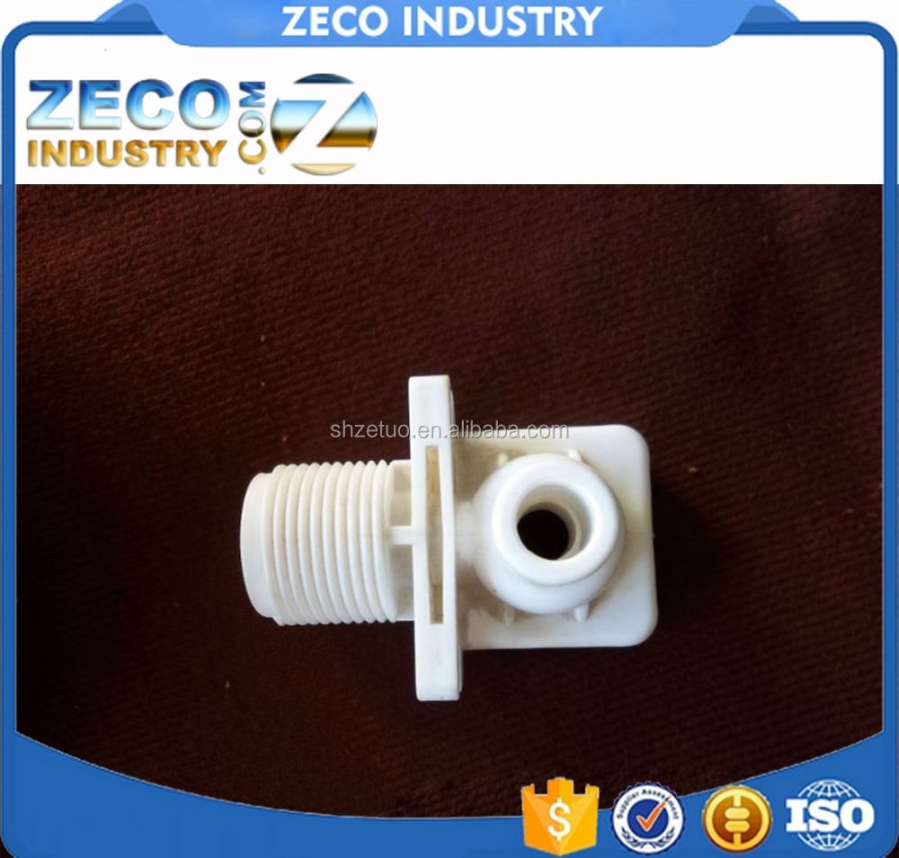 high quality custom injection molded plastic valve seat