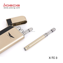 Joecig best selling X-TC3 hot in Japan market refillable atomize no leaking OEM welcomed