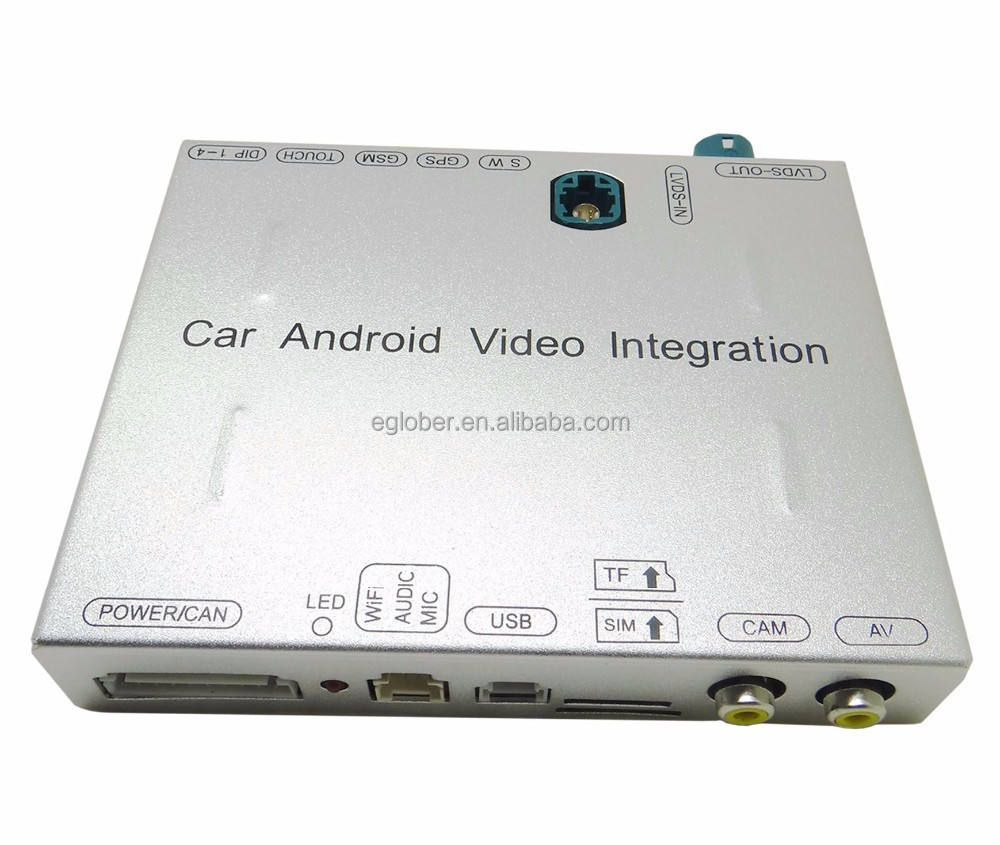 Latest VW Polo Seat Leon Multimedia Android car video interface 2015-2017 with wifi bluetooth